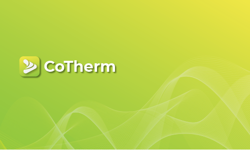 CoTherm splash screen